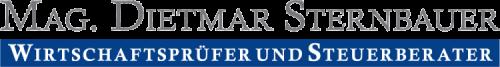 Mag. Dietmar Sternbauer – Steuerberater in Wels Logo